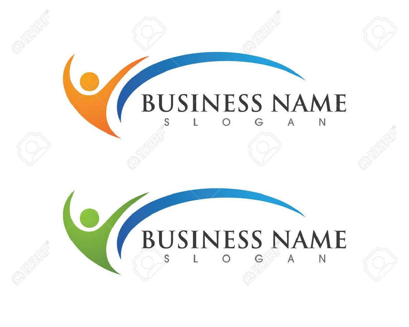 Healthy Life Logo Template - 53174718