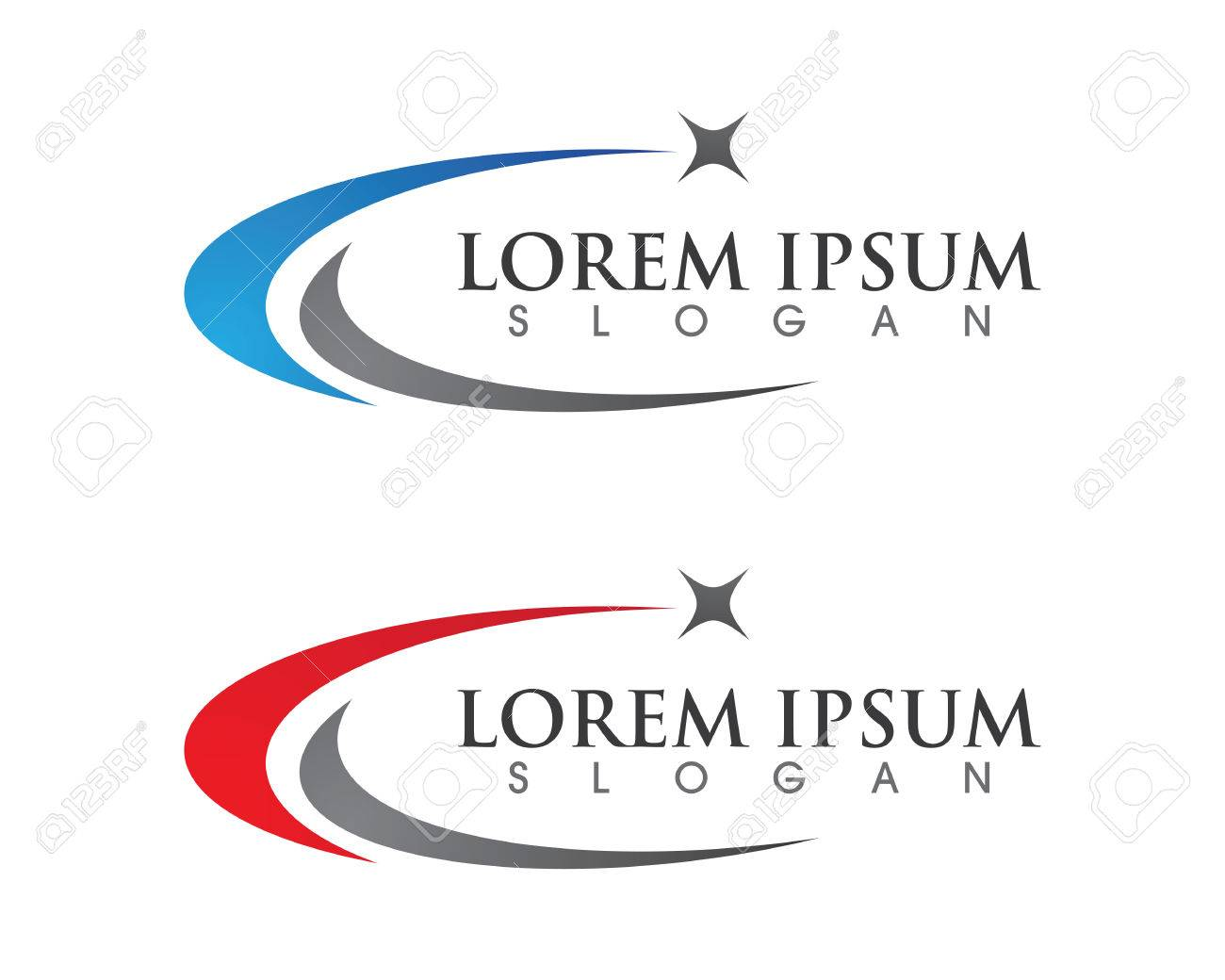 Star Logo Template - 53129215