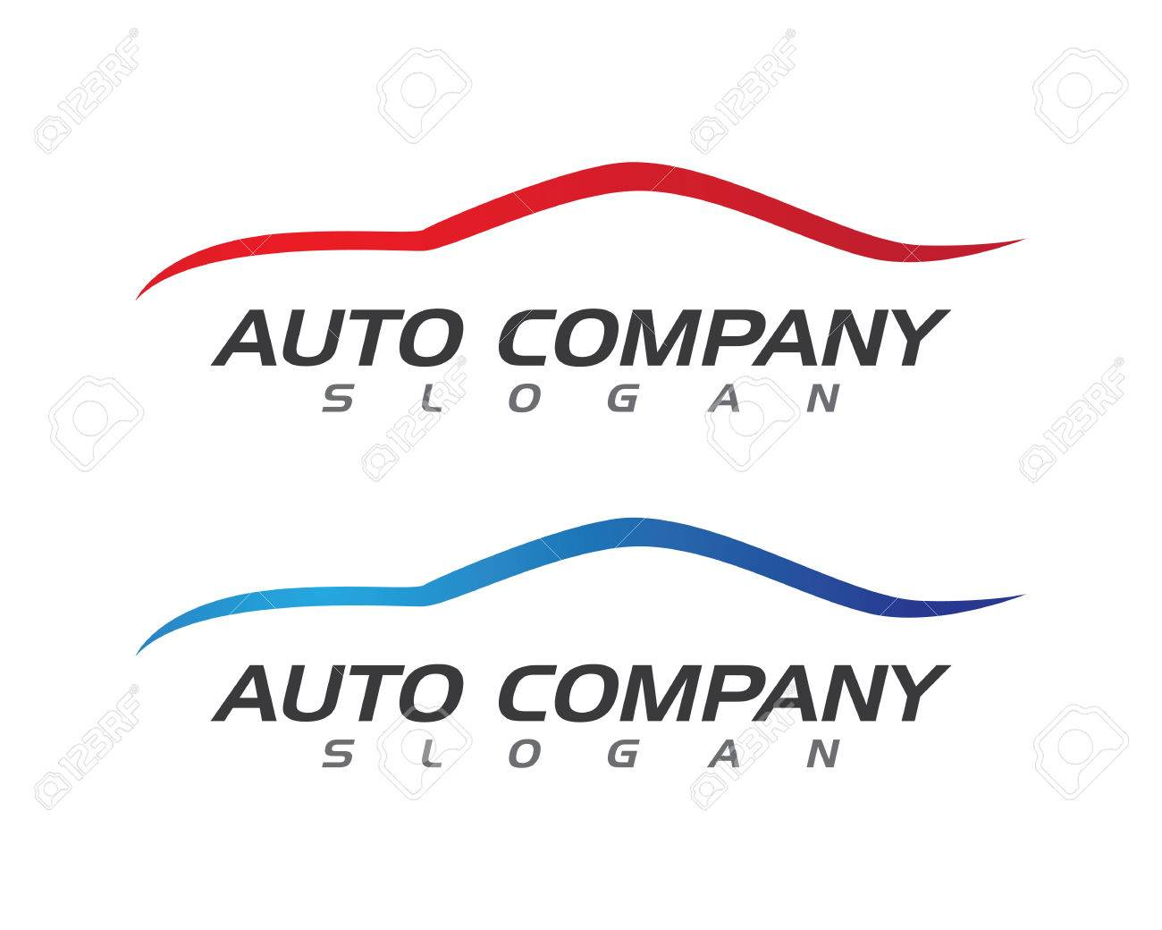 Auto car Logo Template - 59655023