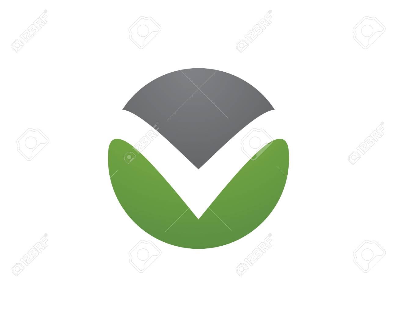 M Letter Logo Business Professionelle Logo Vorlage. Lizenzfrei ...