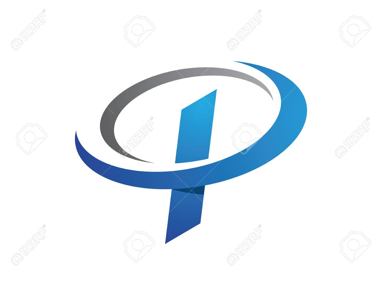 p letter logo business professional logo template royalty free