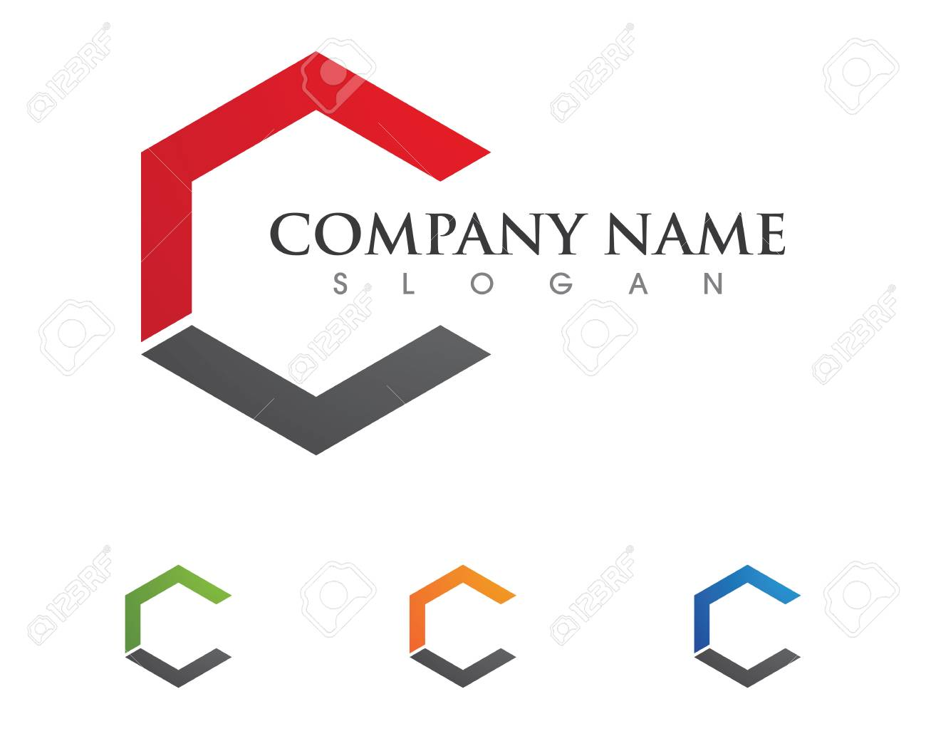 C letter logo template vector icon design royalty free cliparts c letter logo template vector icon design stock vector 71013086 pronofoot35fo Choice Image