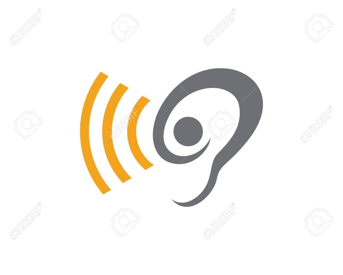 Audiencia Logotipo Plantilla Icono De Diseño Vectorial Ilustraciones ...