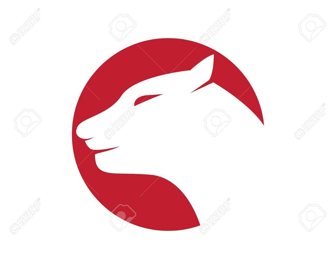 Puma Logo Red