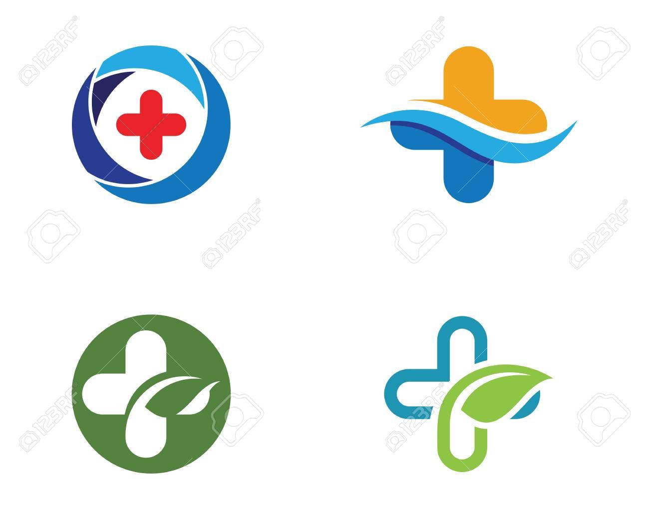 Cloud Health Medical Logo Gen - 82325989