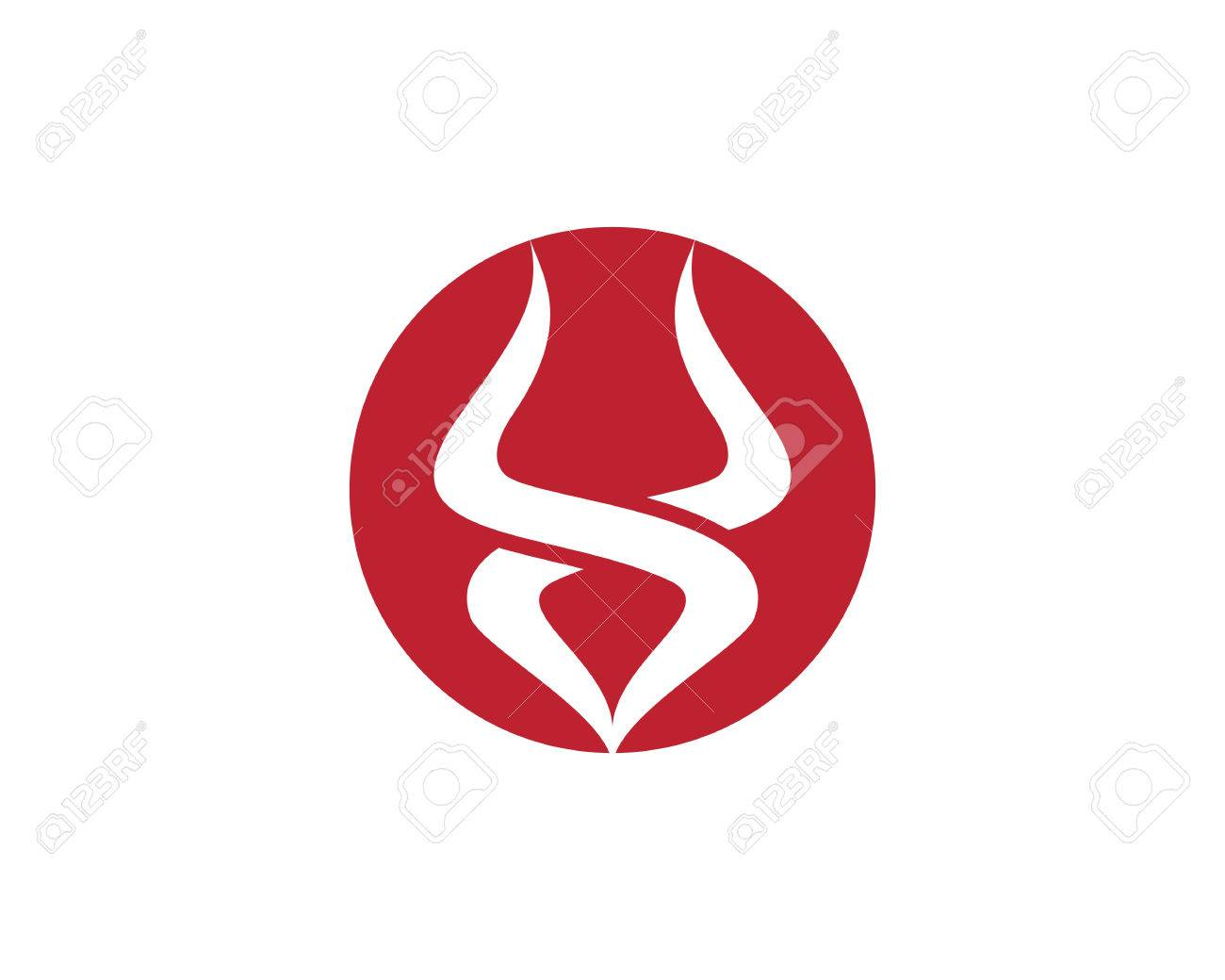 taurus logo template royalty free cliparts vectors and stock rh 123rf com taurus logo fonts taurus logo images
