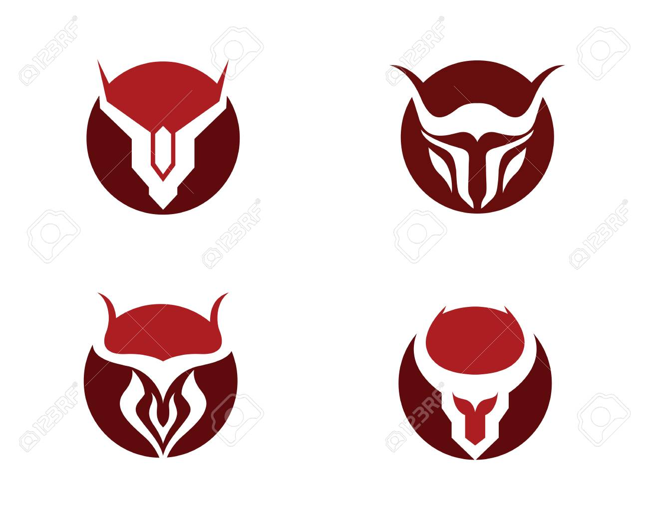 taurus logo template royalty free cliparts vectors and stock rh 123rf com taurus logo png taurus logo fonts