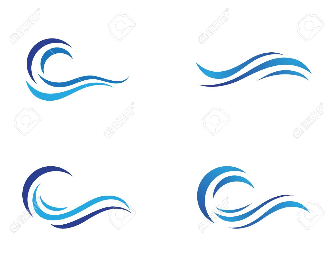 wave template