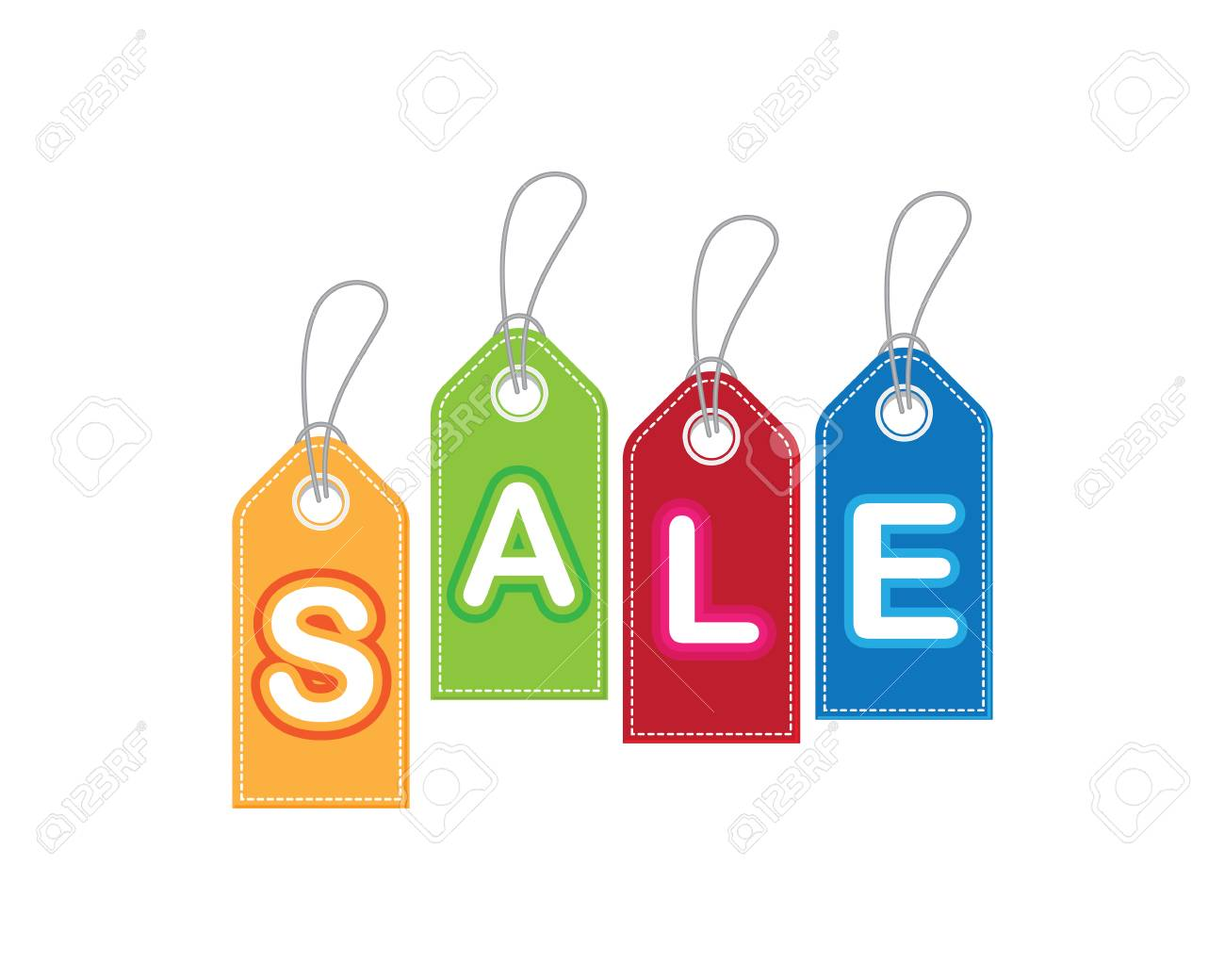 sale tag template design royalty free cliparts vectors and stock