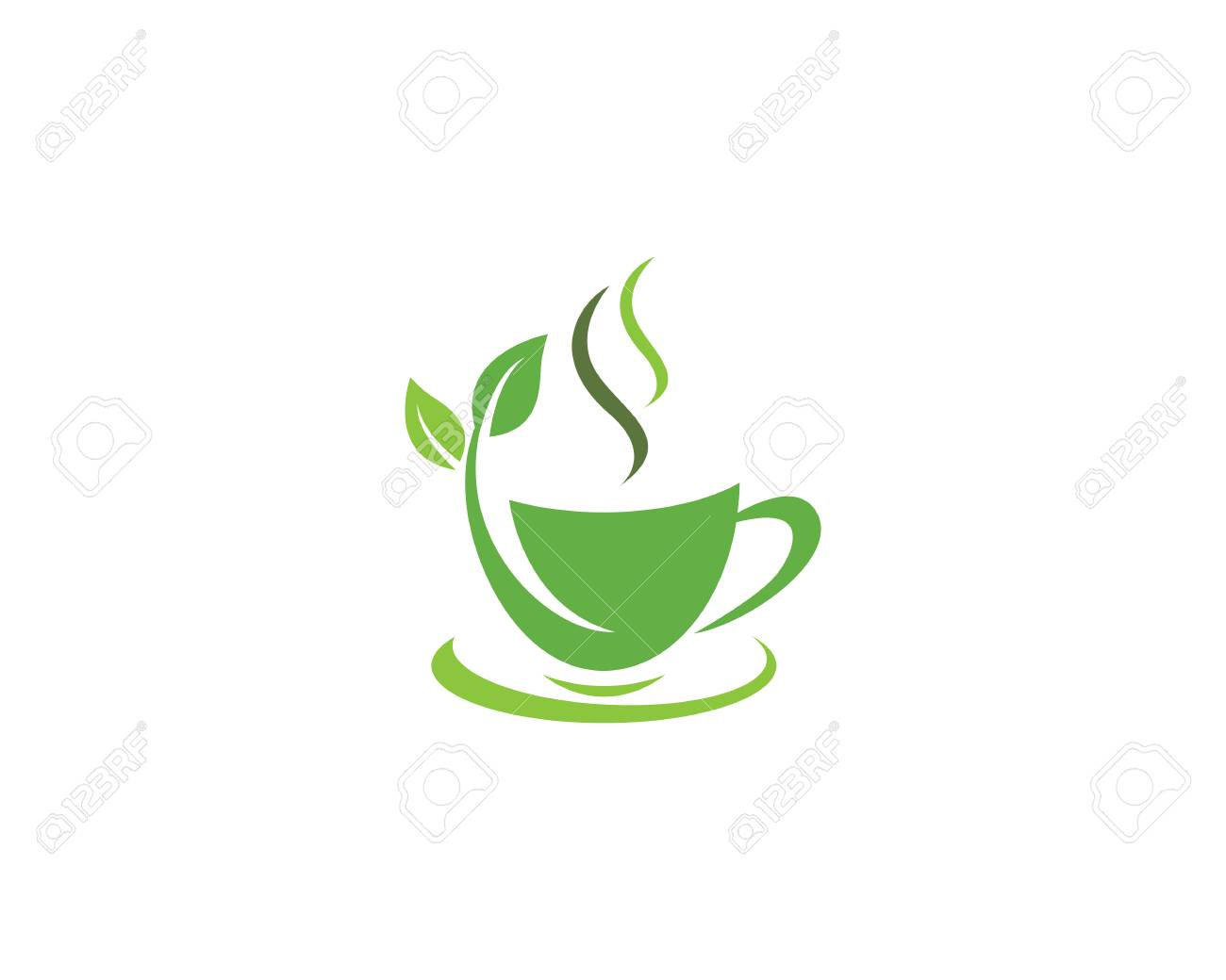 cup of tea vector icon illustration design logo template royalty free cliparts vectors and stock illustration image 95371771 cup of tea vector icon illustration design logo template