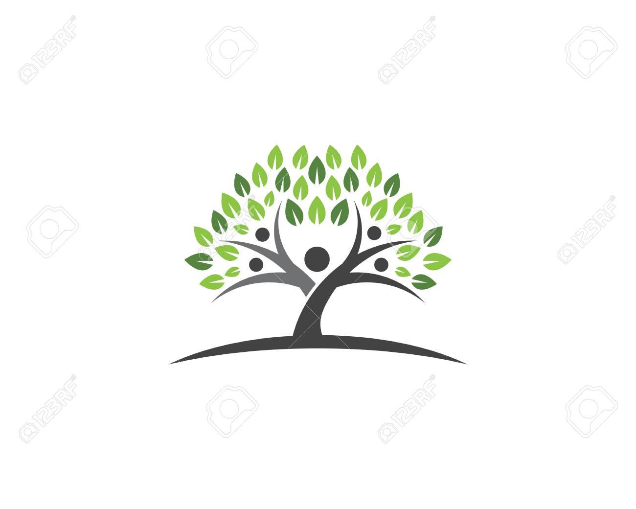 Family Tree Design Template Family Tree Ogo Design Template Royalty