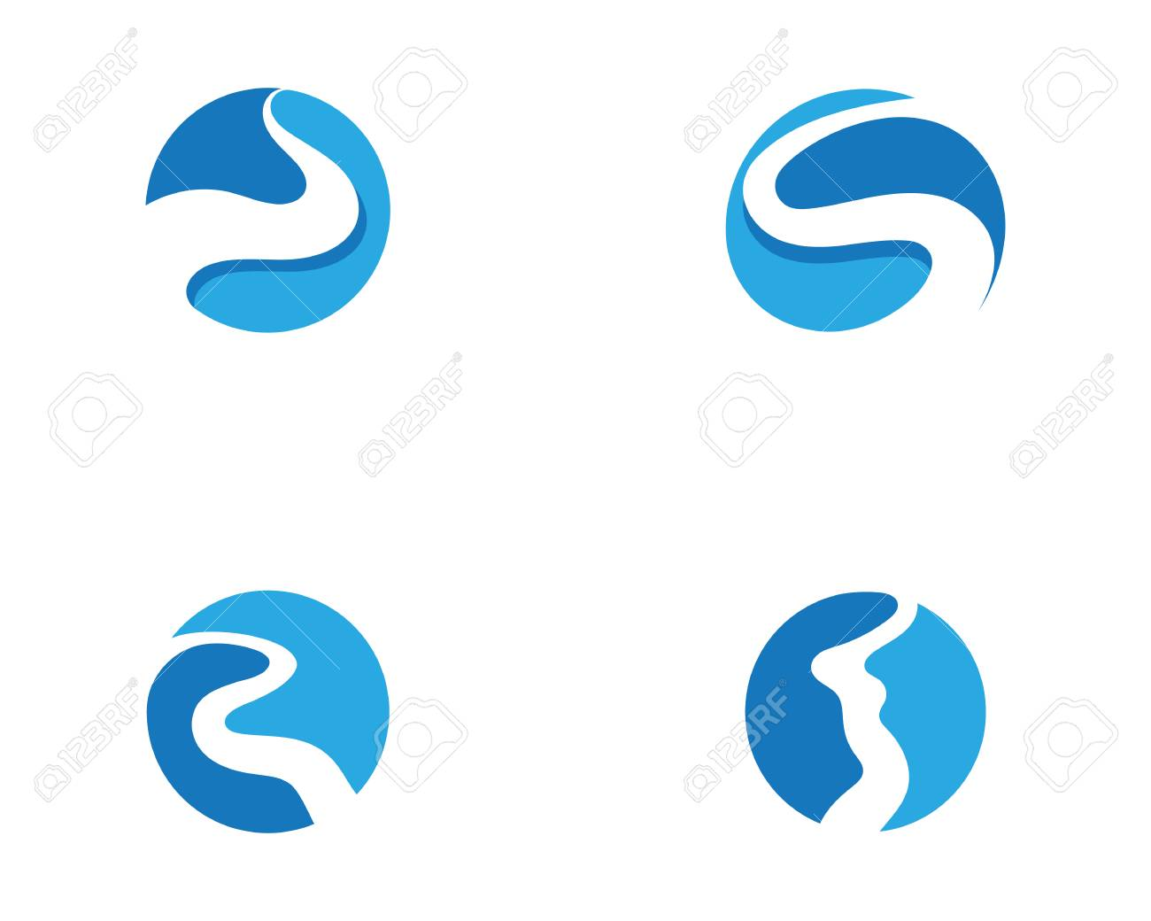 river vector icon illustration design royalty free cliparts vectors and stock illustration image 116517486 river vector icon illustration design