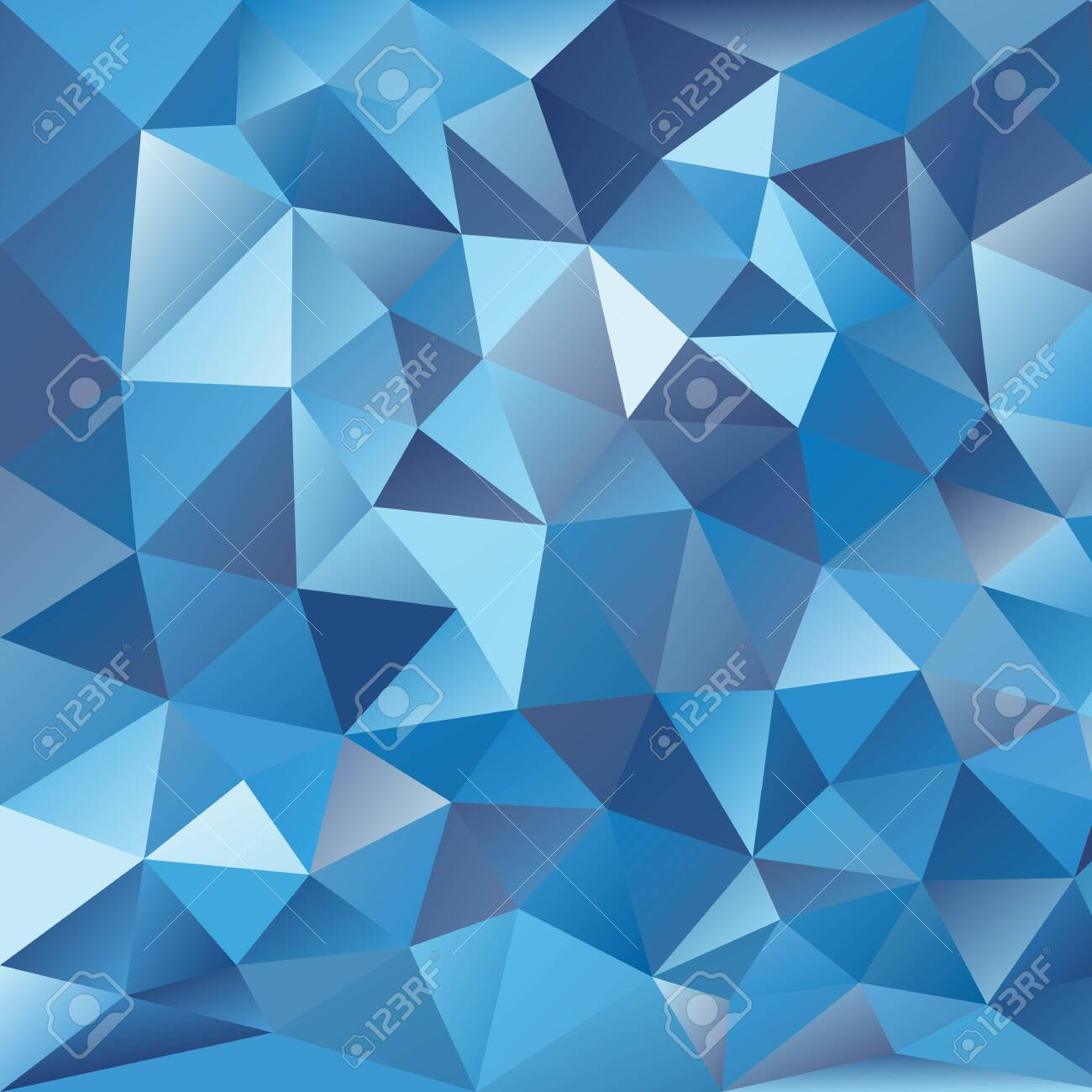 polygon Background vector illustration design template - 153377959
