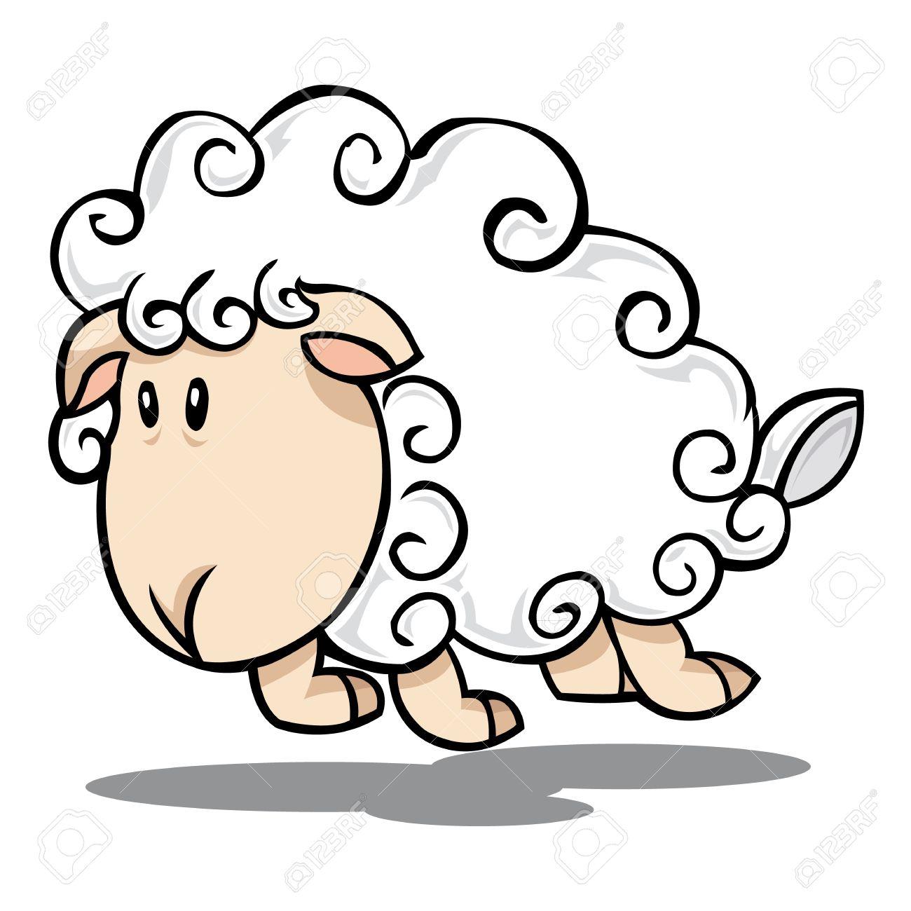 lamb cartoon stock photos u0026 pictures royalty free lamb cartoon