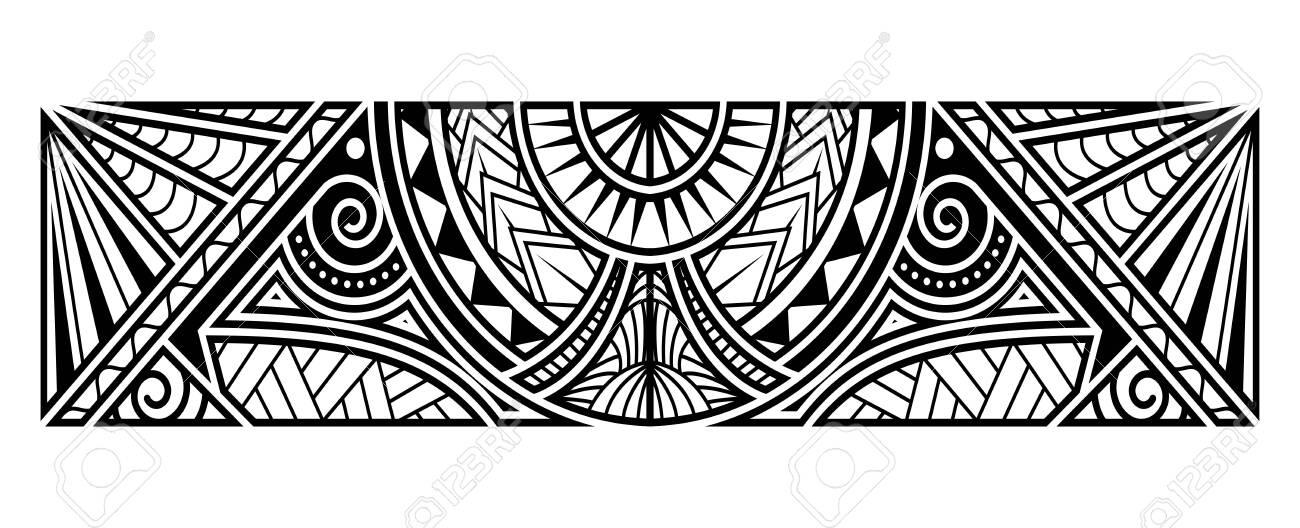 ngwanxinqu Housses de si/ège de Voiture Tatouage des Samoa Maori Motif polyn/ésien Lignes Tribal Set de 2 Accessoires de Voiture protecteurs d/écor de Voiture Universel pour Camion de Voiture SUV
