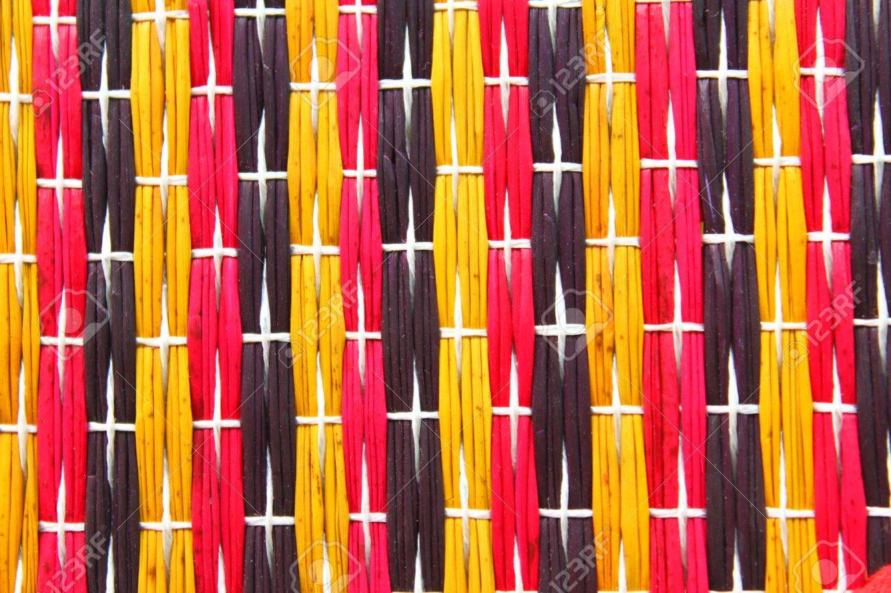 Cyperus mat backgrounds or textures Stock Photo - 9553731