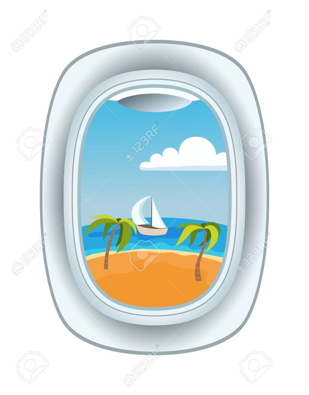 Airplane Window Nature Outdoor Landscape View Airplane Window View Holiday Vacation Airline Travel Clouds Sunset Airplane Window View Nature Travel Travel Airplane View Royalty Free Cliparts Vectors And Stock Illustration Image 59993561