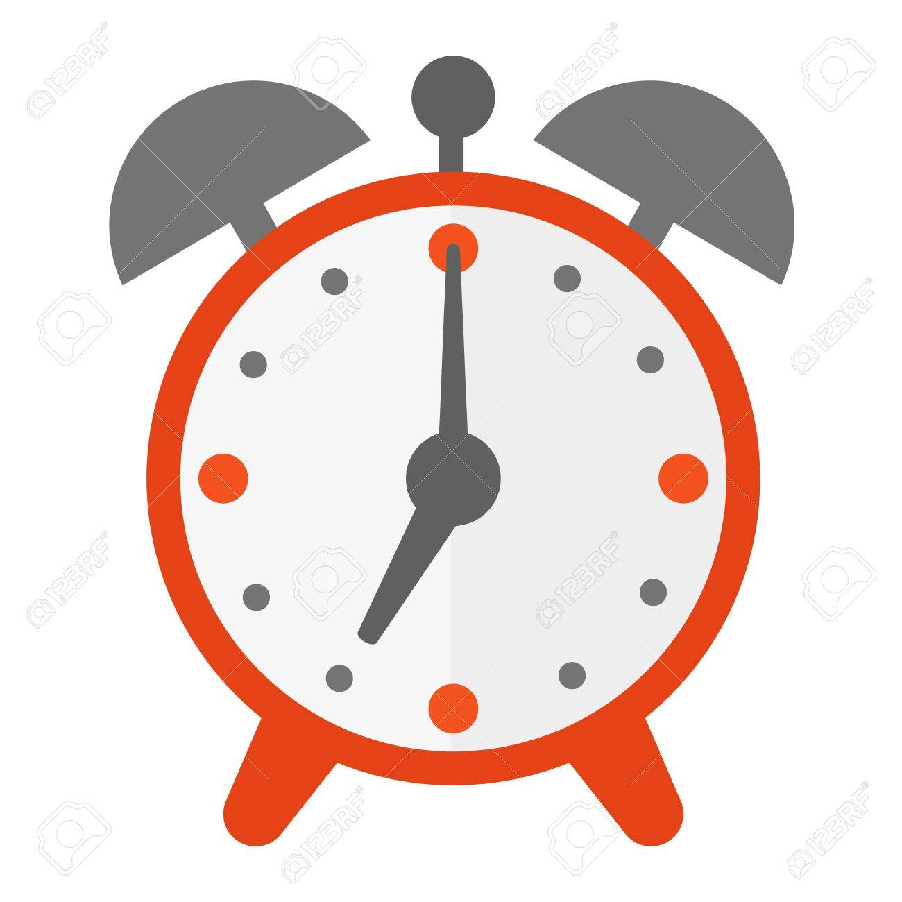 clock watch vector icon object illustration modern style time rh 123rf com watch victorious online free watch victorious