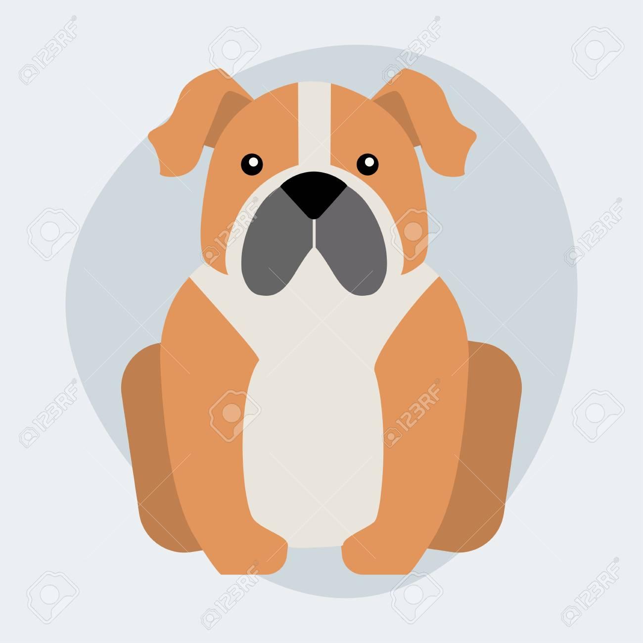 Beautiful Bulldog Canine Adorable Dog - 73935800-funny-cartoon-dog-character-bread-illustration-in-cartoon-style-happy-puppy-and-bulldog-isolated-fri  HD_907121  .jpg
