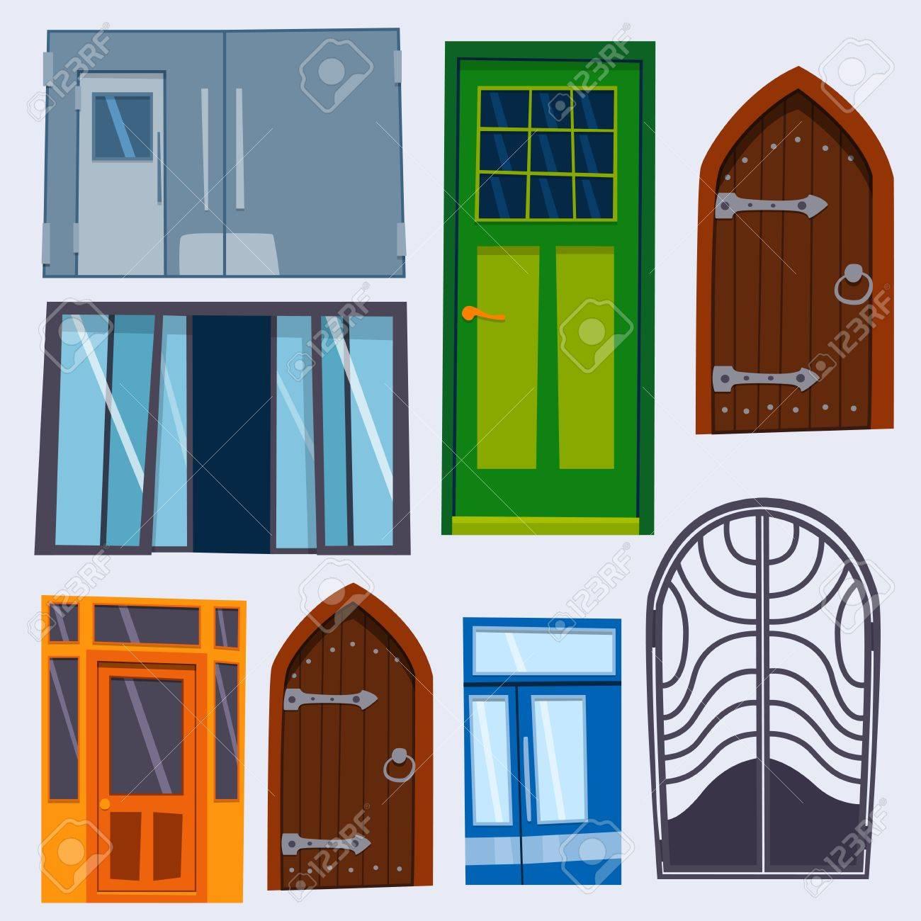 Exquisit Deko Vor Der Haustür Modern Das Beste Von Farbe Tür Zu E Und Gebäude Flache