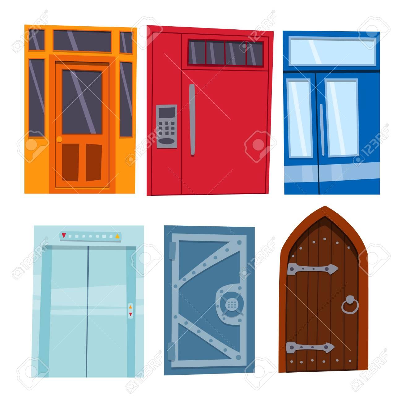 Geräumig Deko Vor Der Haustür Modern Sammlung Von Farbe Tür Zu E Und Gebäude Flache