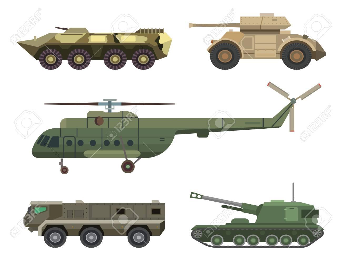 軍事輸送のイラスト素材・ベクタ - Image 98514989.
