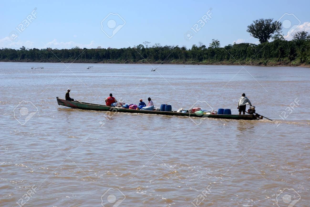 River Beni, Bolivia Stock Photo - 11091834