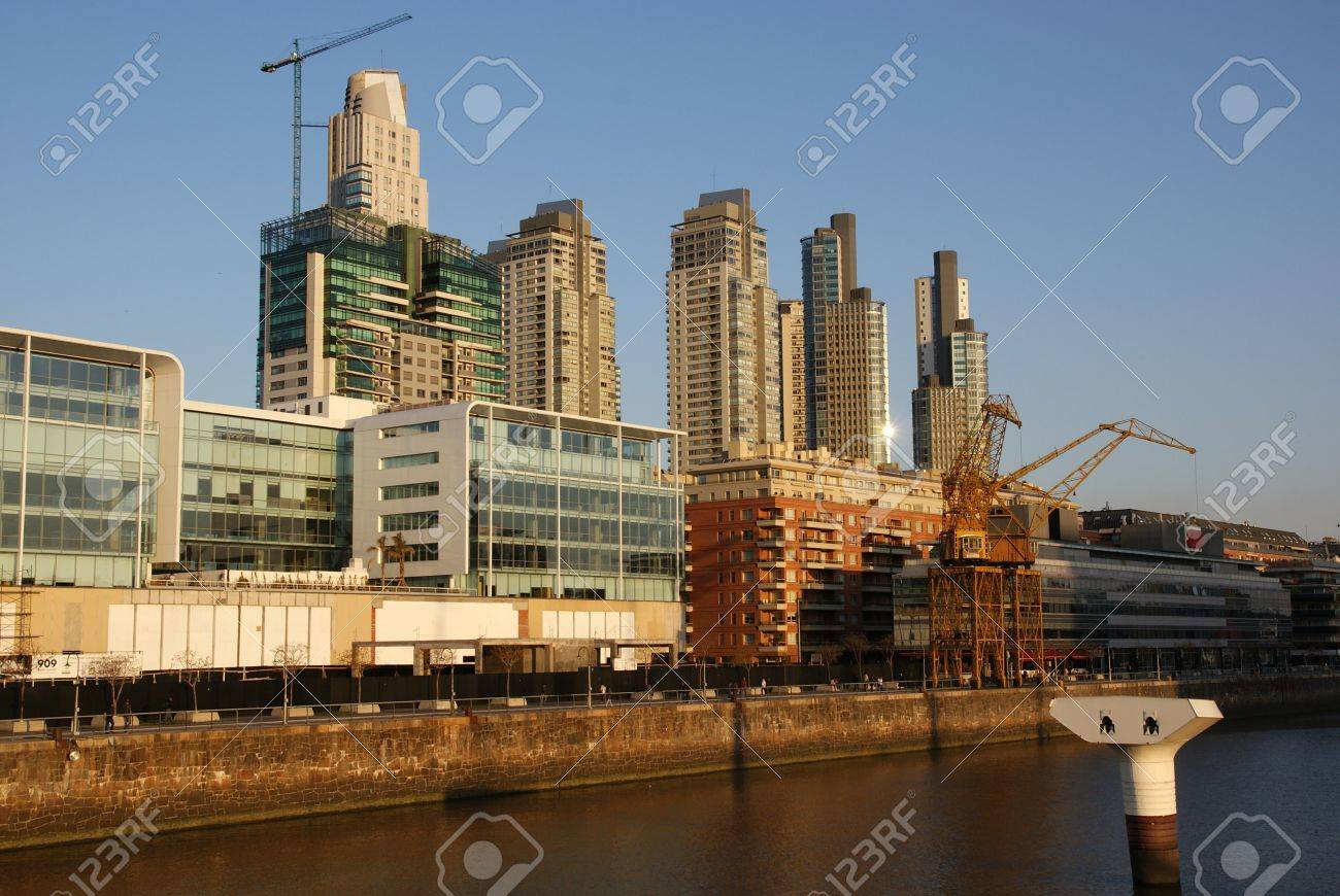 Buenos Aires, Puerto Madero, Argentina Stock Photo - 11327705