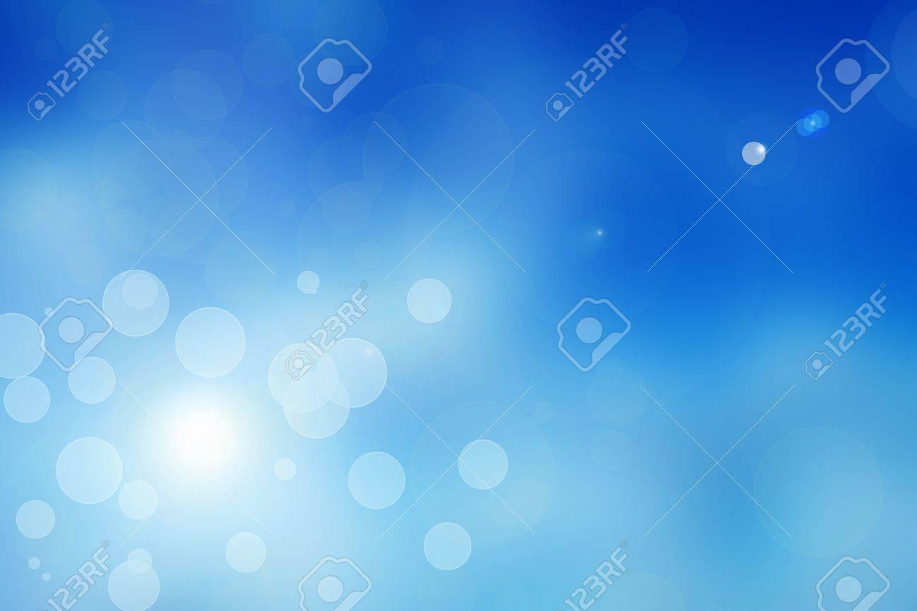 Abstrakter Hintergrund In Den Farben Blau Hellblau Und Weiß