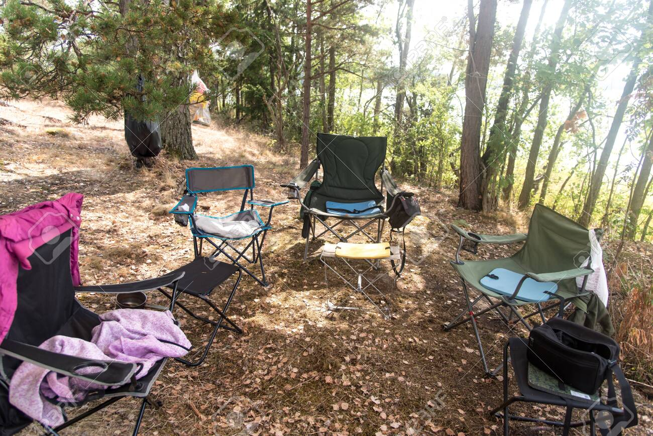 Amazing Wilderness Camping Concept Tourist Camp In The Forest By The Ncnpc Chair Design For Home Ncnpcorg