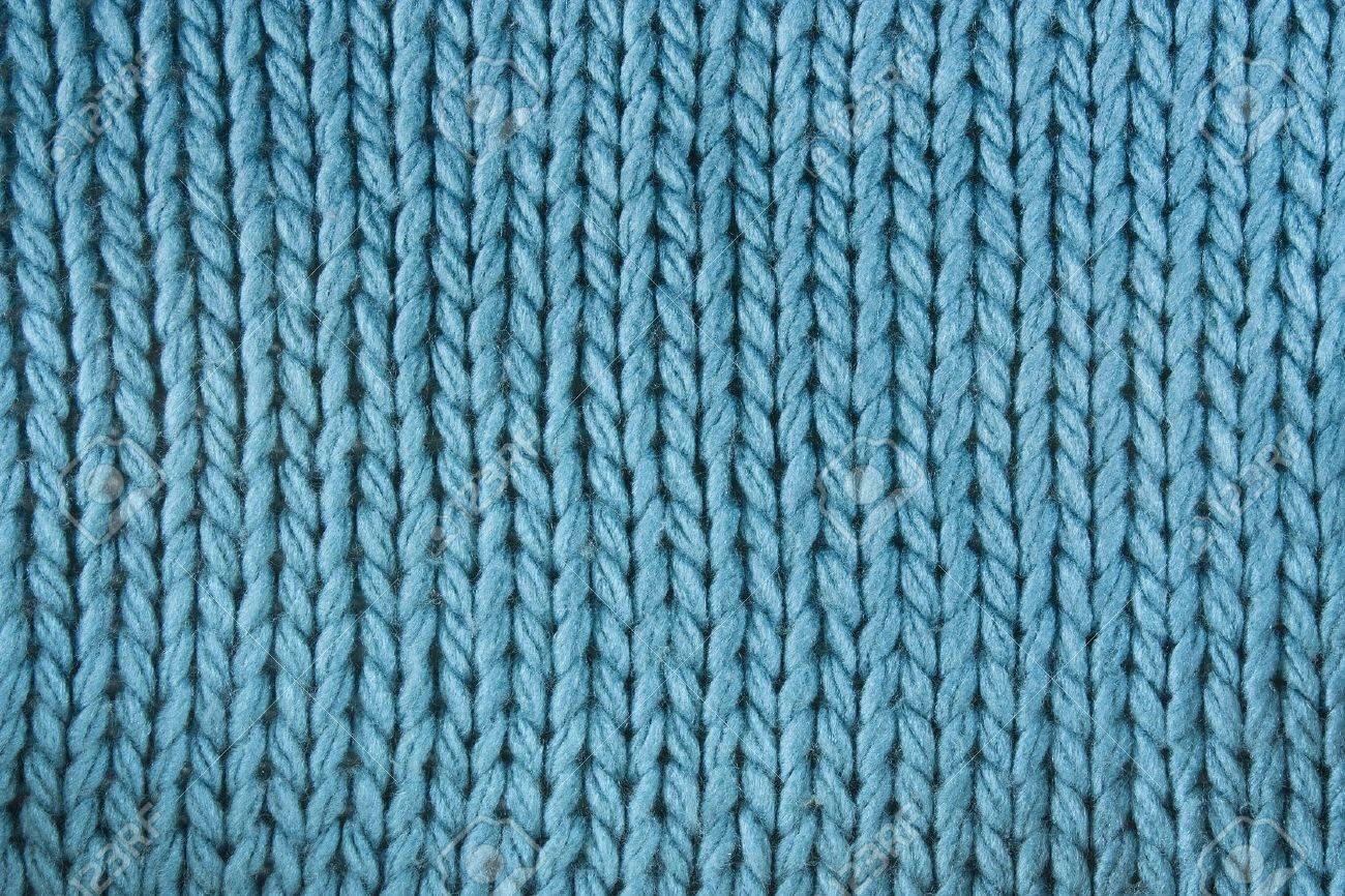 0e6a169ab Close-up Of A Woolen Pattern. Knitting Pattern Stock Photo