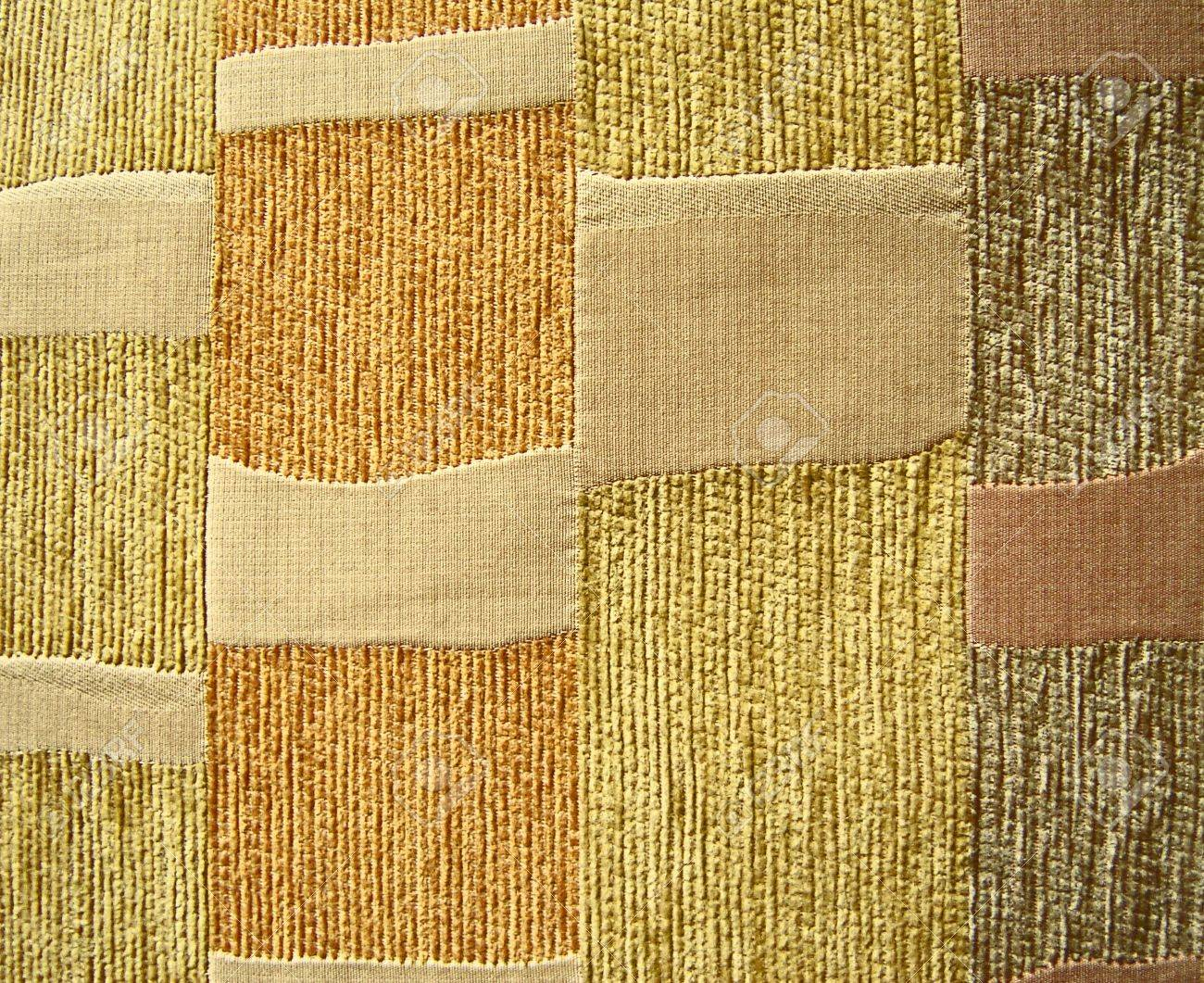 Different Shades Of Yellow texture of fabric in different shades of yellow and ocher stock