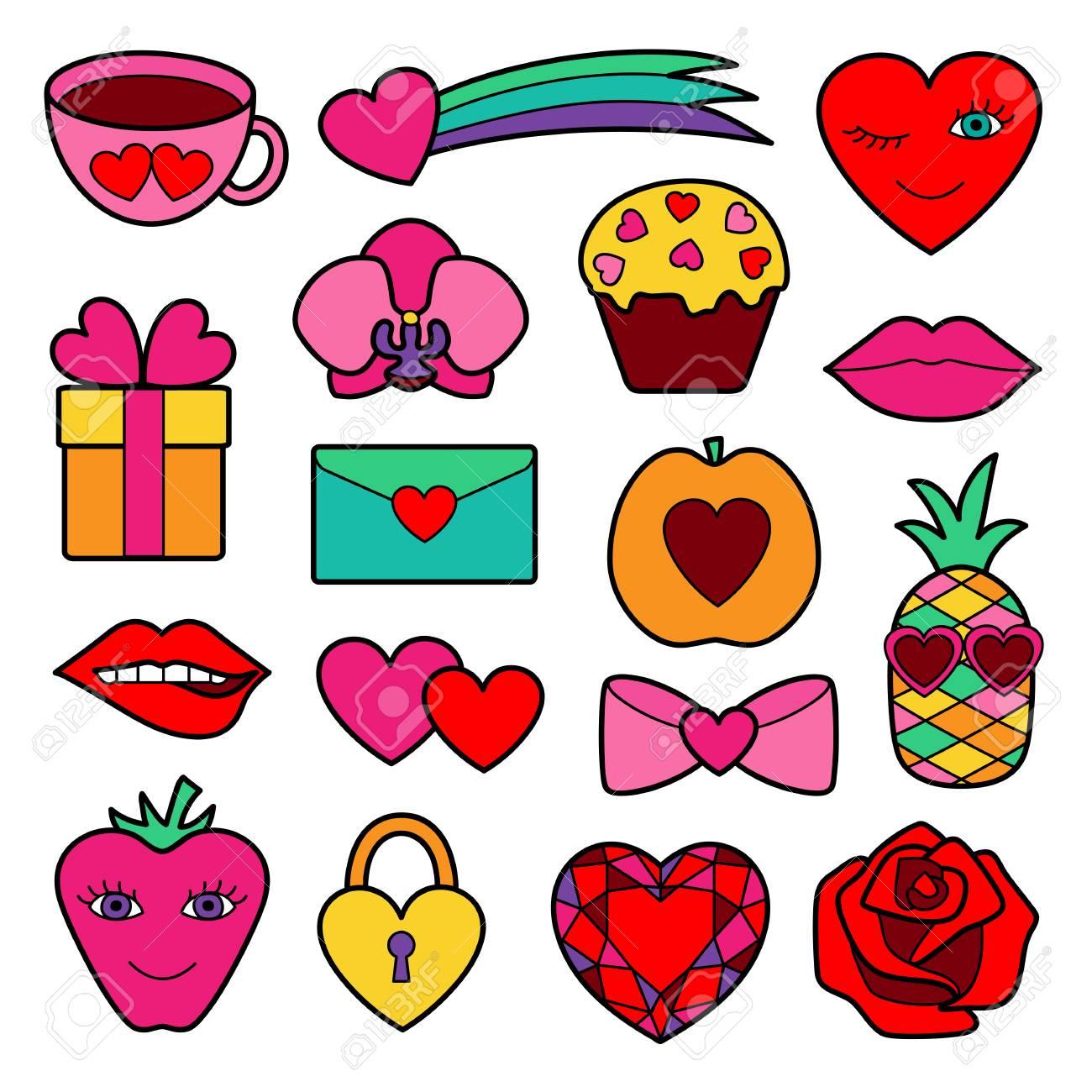 Imagenes De Dibujos Cuadriculados De Amor