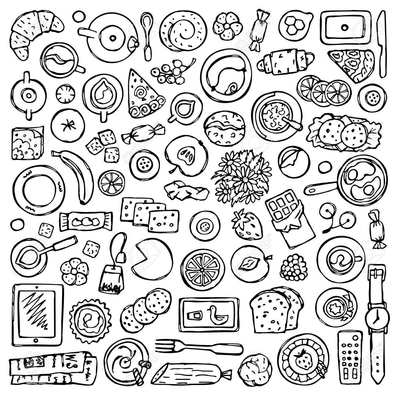 Kleurplaten Met Eten.Kleurplaat Drinken Woyaolu Info