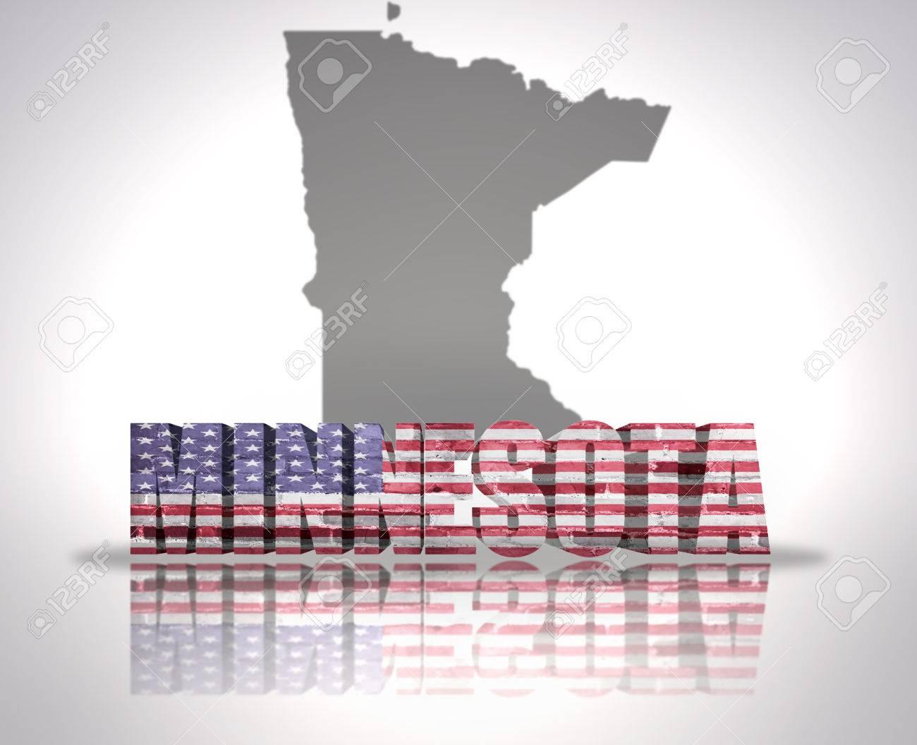 Minnesota State Map Minnesota On Us Map Minnesota Map Minnesota - Minnesota in us map