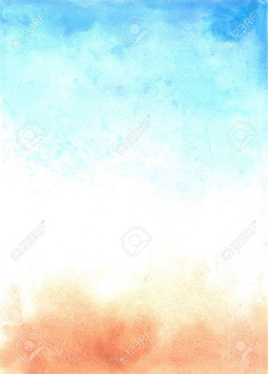 hand painted watercolor background watercolor wash free designs