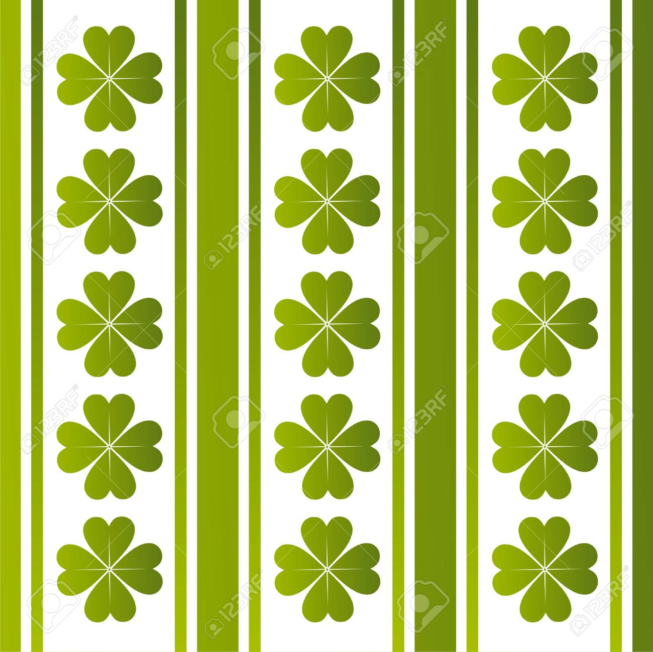 st. patrick's day background Stock Vector - 8755836