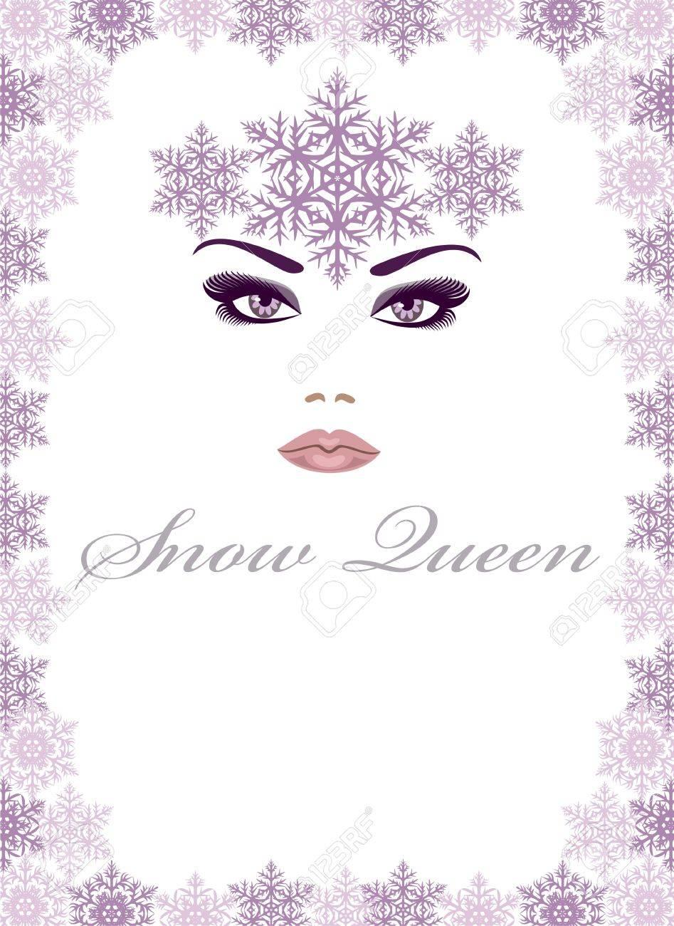 Snow Queen Illustrations Snow Queen