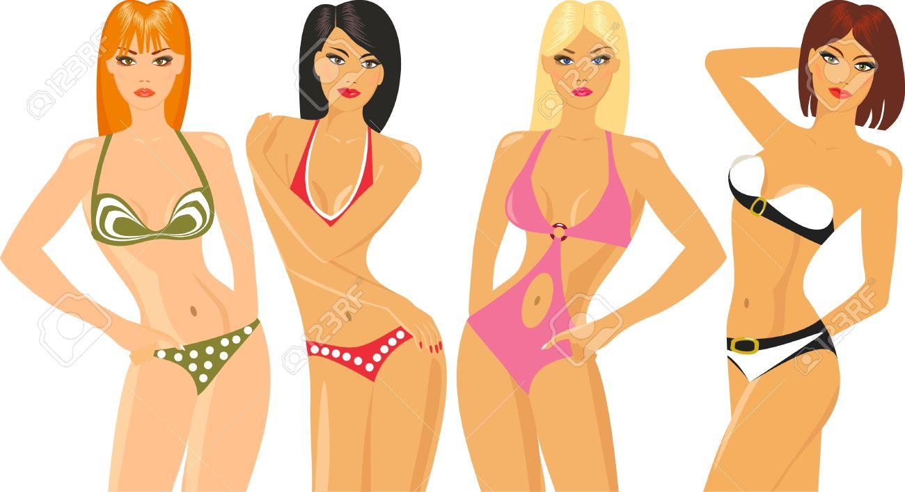 bikini show - 8347122