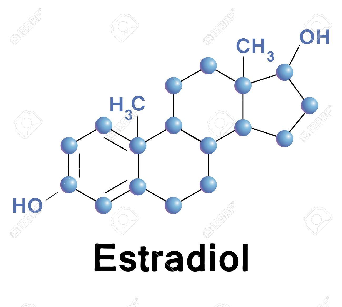 29387667-Estradiol-molecule-structure-me