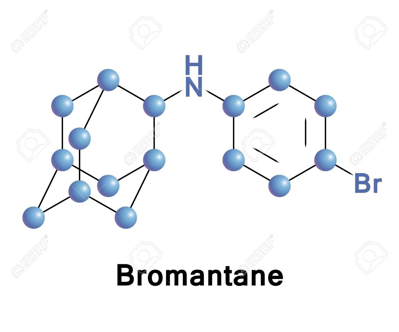 Bromantane、adamantylbrompheny...
