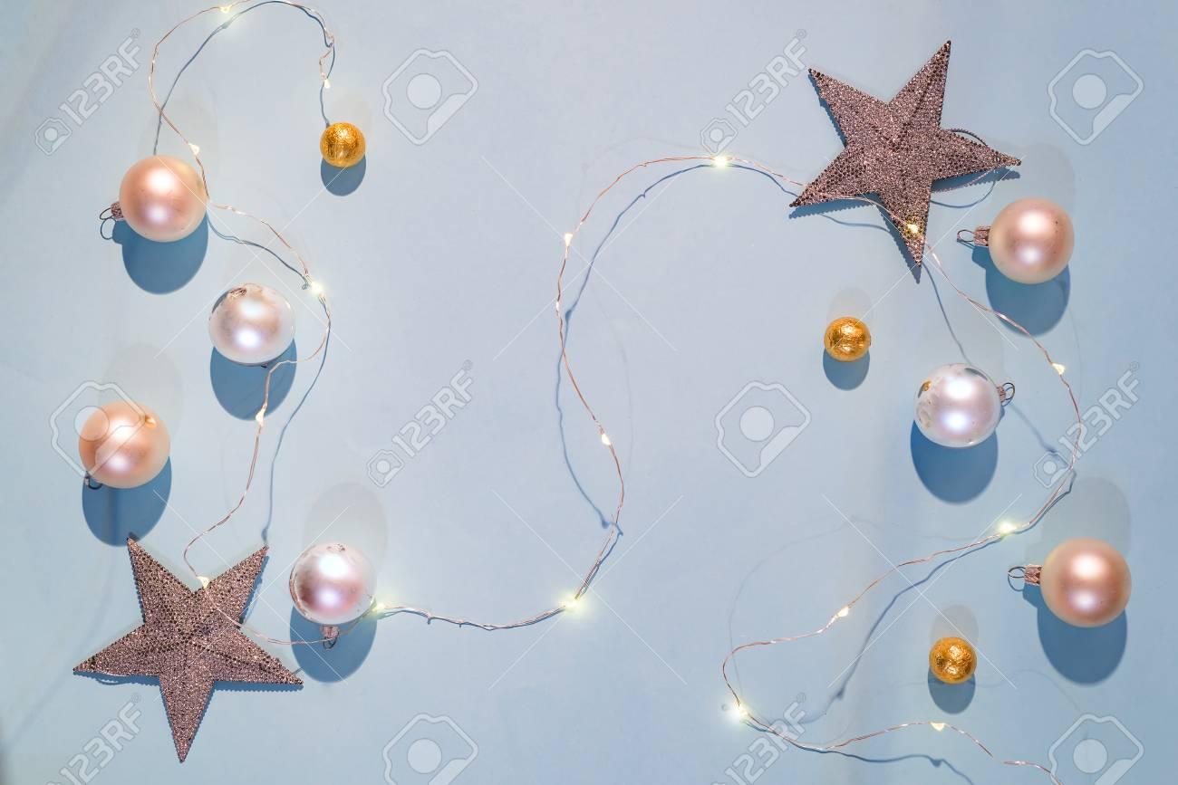 Christmas Decorations Balls Matte And Shiny White Christmas