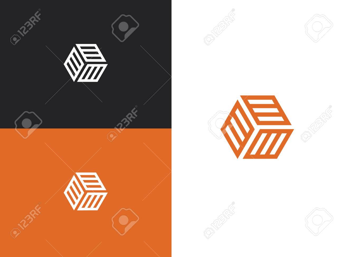 Logo Design Template 93 Stock Vector