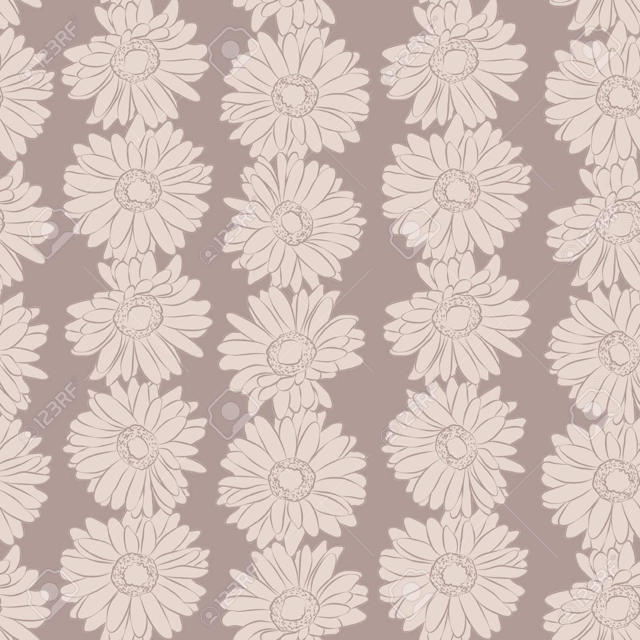 Vintage Floral Print Vintage Floral Print Seamless Background Template For Design