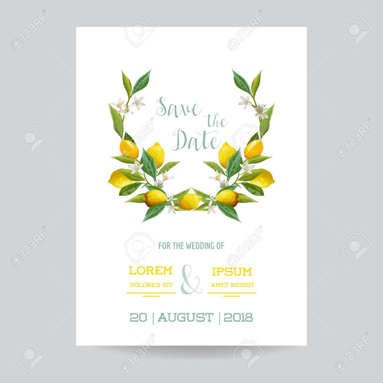 save the date wedding invitation or congratulation card set
