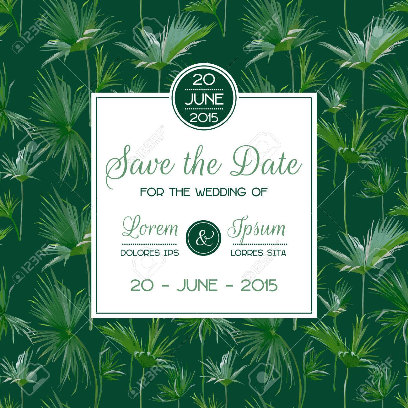 Invitation/Congratulation Card Set - For Wedding, Baby Shower ...