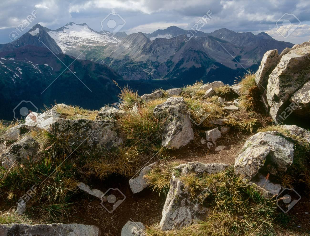 Buckskin Pass, Maroon Bells-Snowmass Wilderness, Colorado