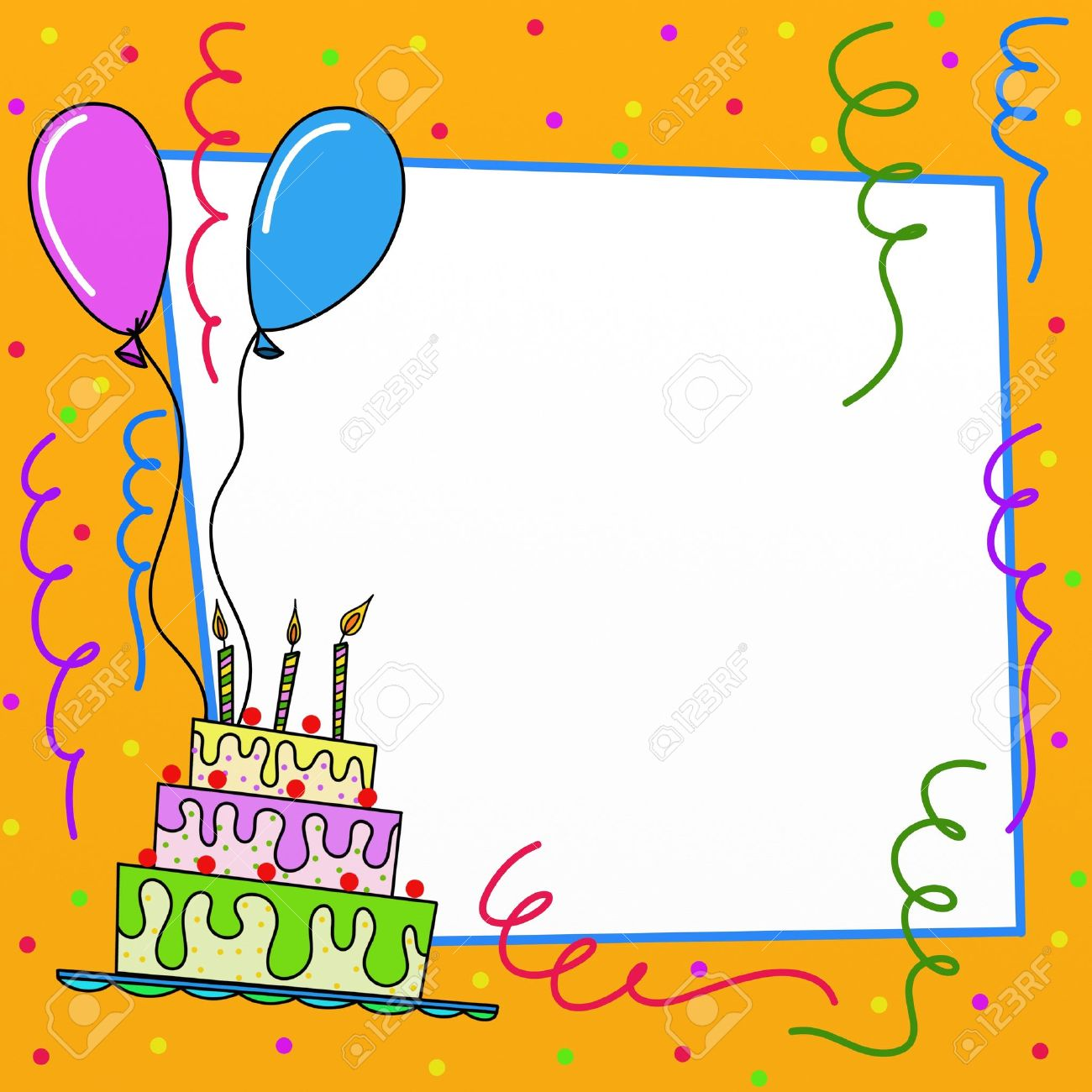 Birthday cake stock photo picture and royalty free image image birthday cake stock photo 8696905 bookmarktalkfo Choice Image