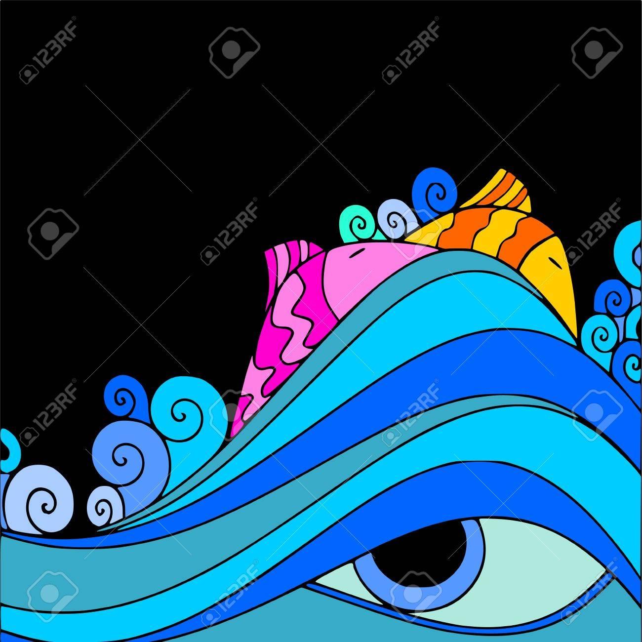 fish Stock Vector - 12386516