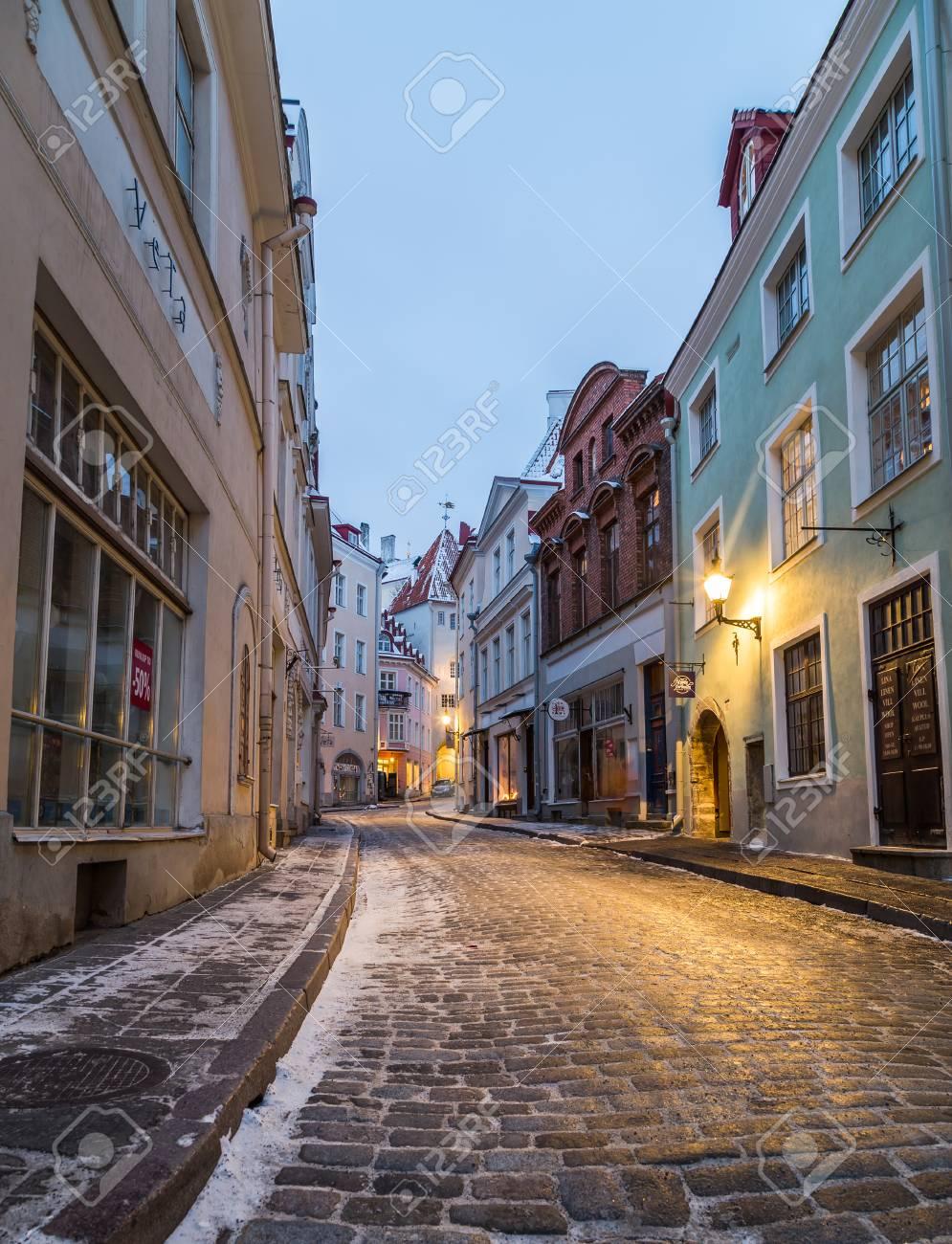 タリン、エストニア 2017 年 1 ...